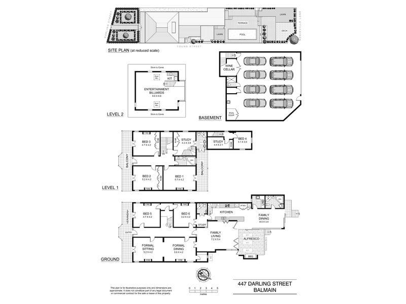 447 Darling Street, Balmain, NSW 2041 - floorplan