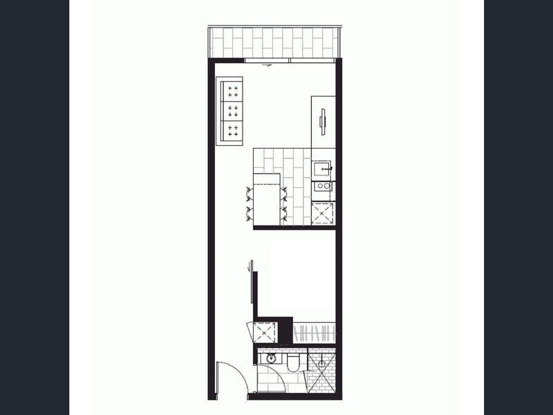 1806/555 Swanston Street, Melbourne, Vic 3000 - floorplan