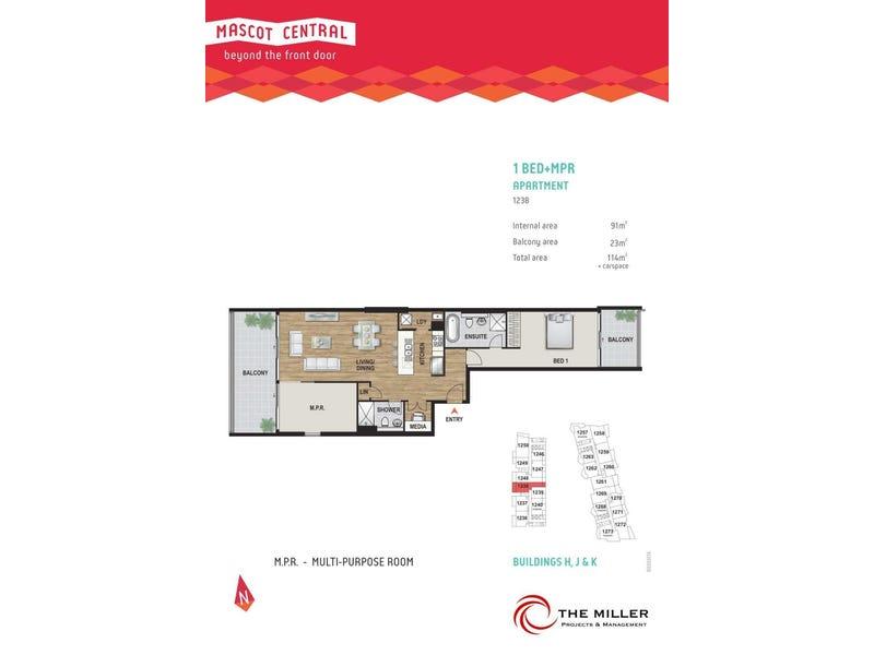 31 Kent Road, Mascot, NSW 2020 - floorplan