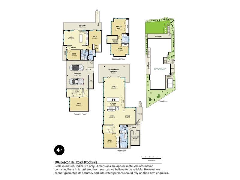 30A Beacon Hill Road, Brookvale, NSW 2100 - floorplan
