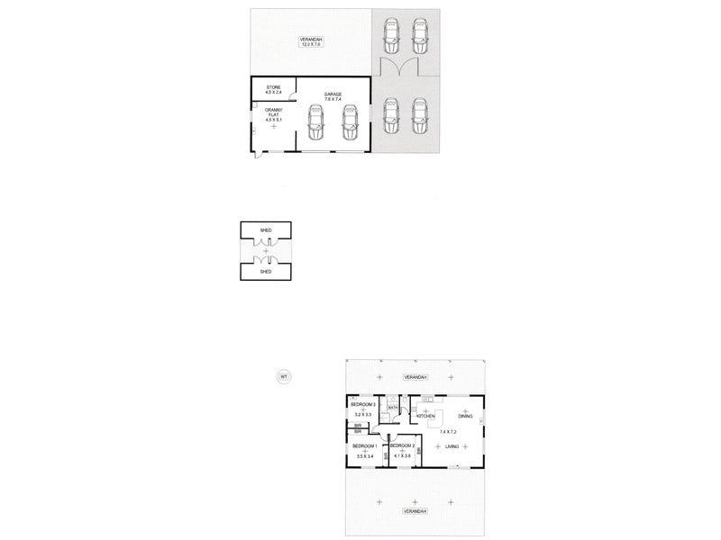 85 Scrutton Road, Livingstone, NT 0822 - floorplan
