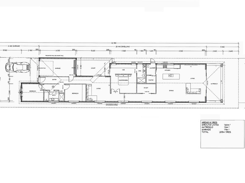 15A Second Street, Magill, SA 5072 - floorplan