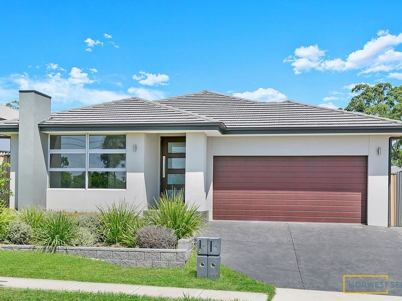 4 Wattleridge Crescent, Kellyville, NSW 2155