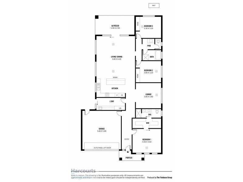 5 Highview Drive, Hillbank, SA 5112 - floorplan