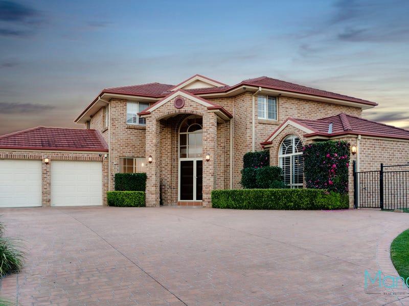 12 Footman Crescent, Kellyville Ridge, NSW 2155