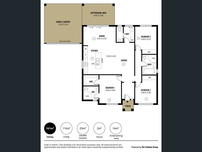 28B Benny Crescent, South Brighton, SA 5048 - floorplan