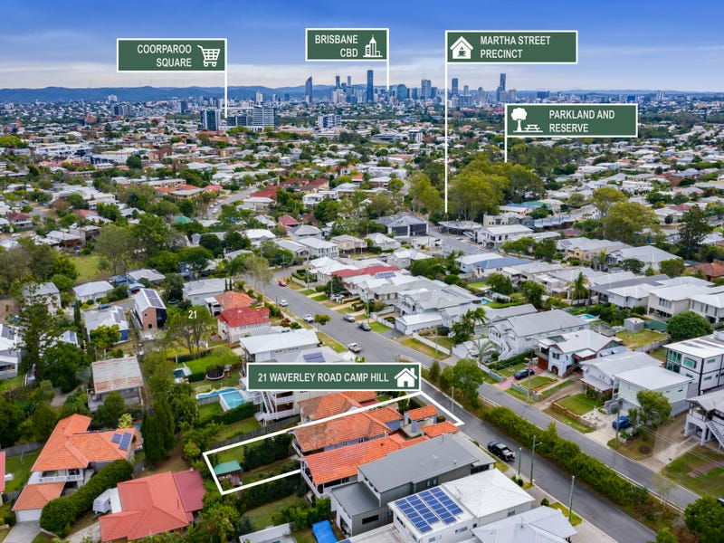 21 Waverley Road, Camp Hill, Qld 4152