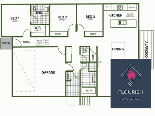 Bacchus Marsh, address available on request - floorplan