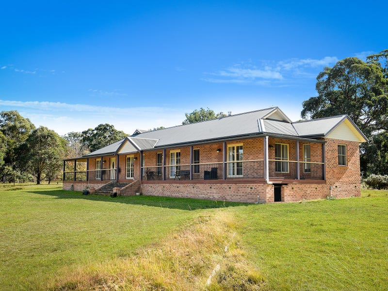 50 Bangadilly Road, Canyonleigh, NSW 2577