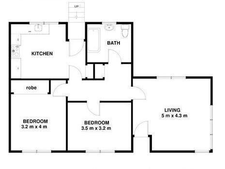 5 Milpara Street, Berriedale, Tas 7011 - floorplan