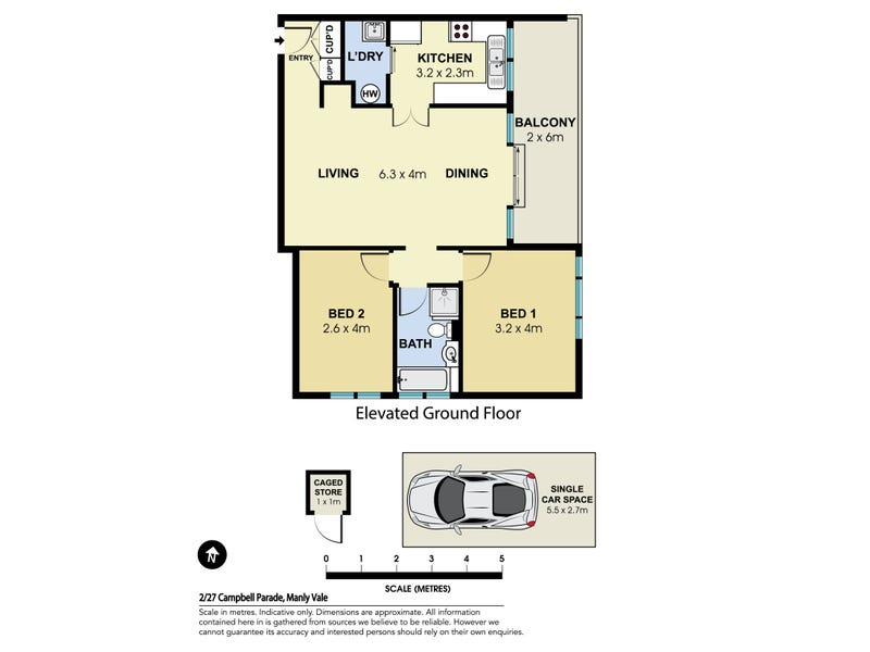 2/27 Campbell Parade, Manly Vale, NSW 2093 - floorplan