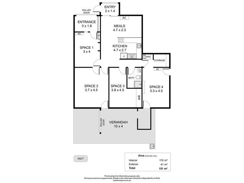 4/114 Semaphore Road, Semaphore, SA 5019 - floorplan