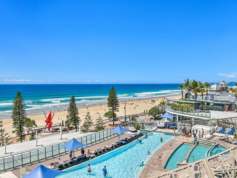 501/4 The Esplanade, Surfers Paradise, Qld 4217