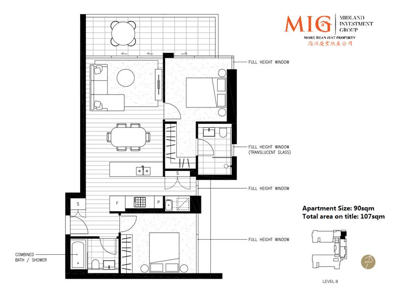 802/30 Anderson Street, Chatswood, NSW 2067 - floorplan