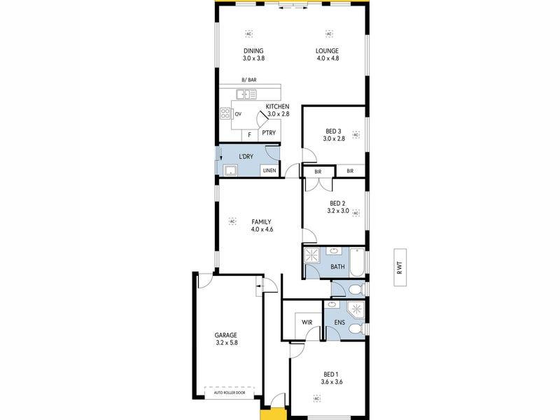 28 Perre Drive, Craigmore, SA 5114 - floorplan