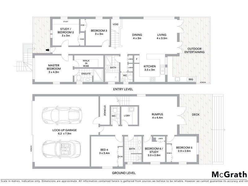 149 Fifth Avenue, Windsor, Qld 4030 - floorplan