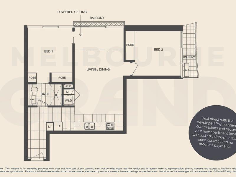 560 Lonsdale Street, Melbourne, Vic 3000 - floorplan