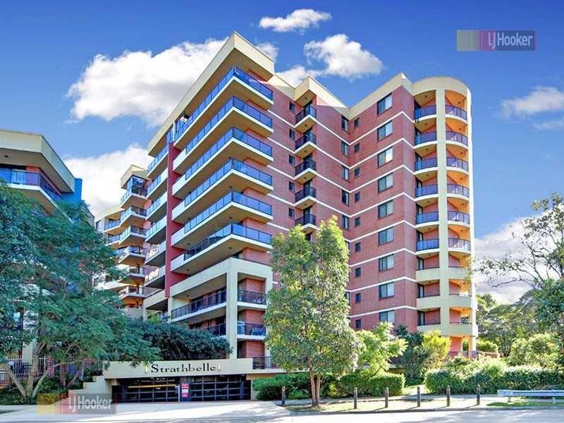 40/1-3 Beresford Road, Strathfield, NSW 2135