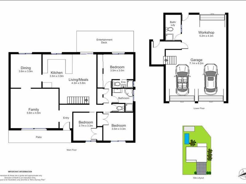 86 Fassifern Road, Blackalls Park, NSW 2283 - floorplan