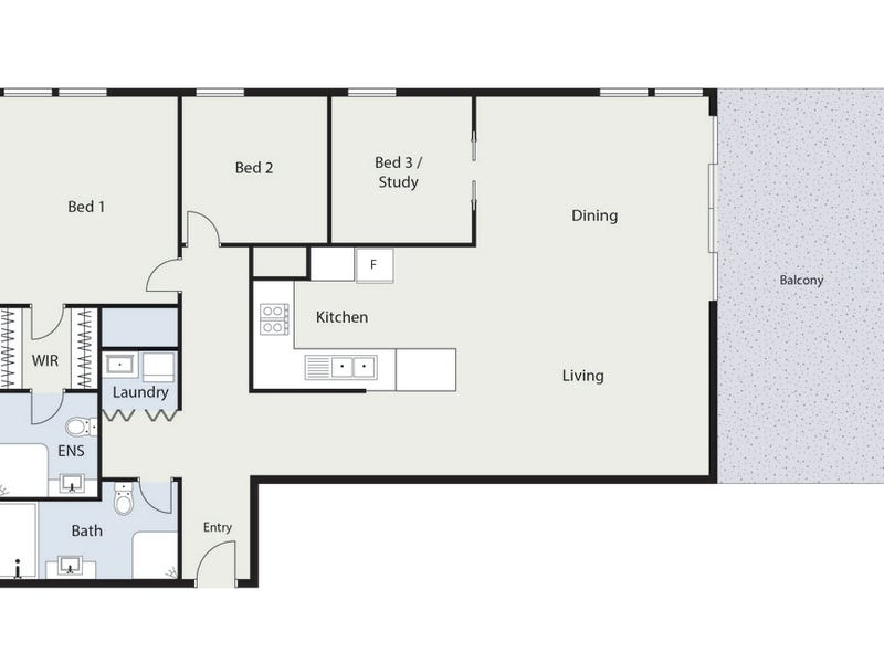 21/6 Macleay Street, Turner, ACT 2612 - floorplan