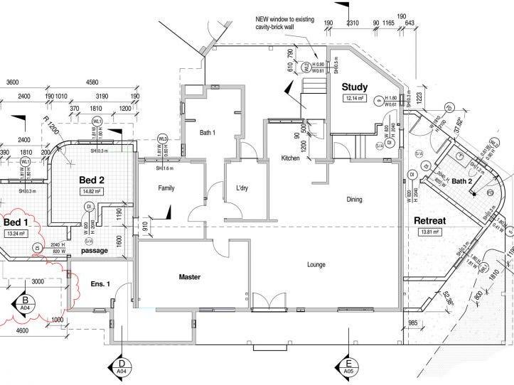 9 Bremer Street, Ludmilla, NT 0820 - floorplan