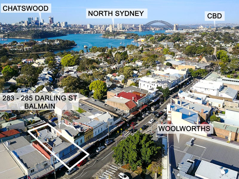 283-285 Darling Street, Balmain, NSW 2041