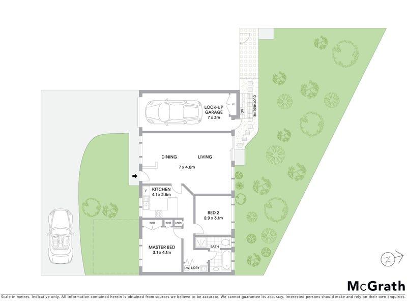 33/100 Chewings Street, Page, ACT 2614 - floorplan