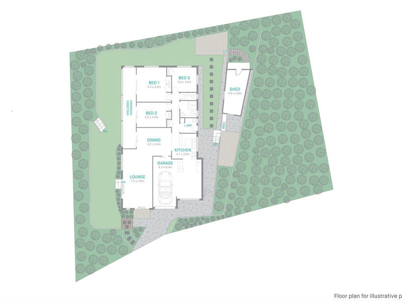 48 Pacific Terrace, Coolum Beach, Qld 4573 - floorplan