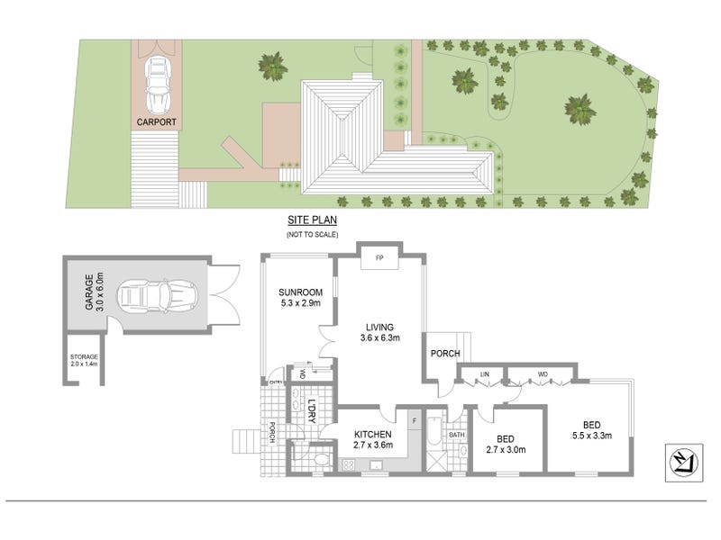 26 Hospital Road, Concord West, NSW 2138 - floorplan