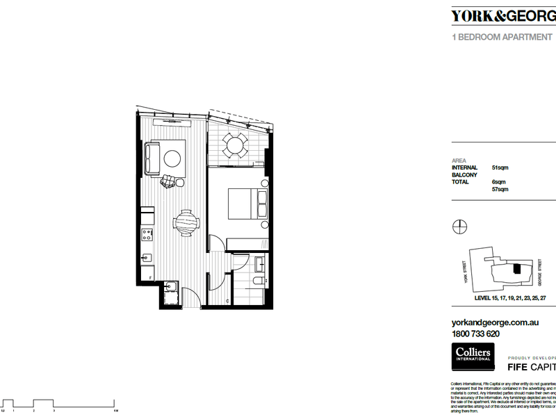38 York Street, Sydney, NSW 2000 - floorplan