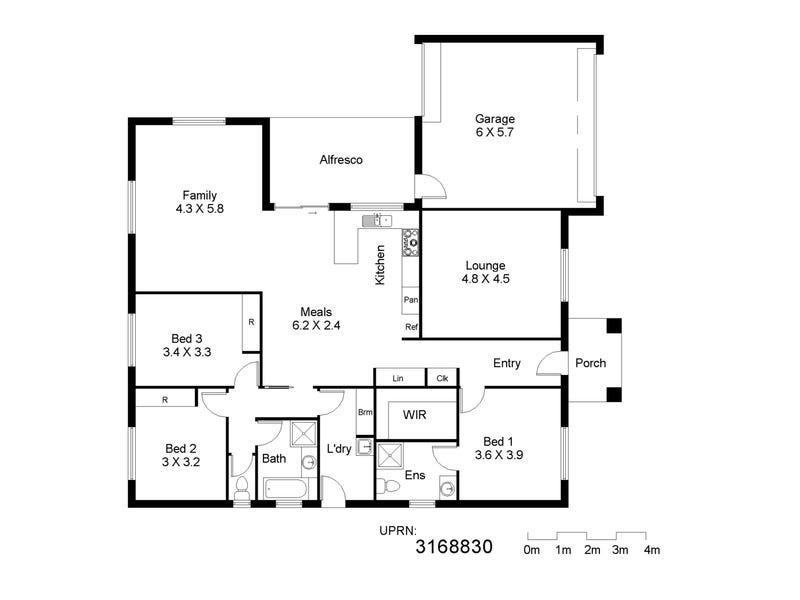 Sale, address available on request - floorplan