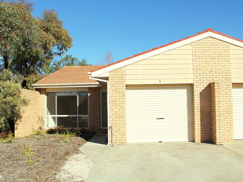 1/48 Florence Street, Greenway, ACT 2900