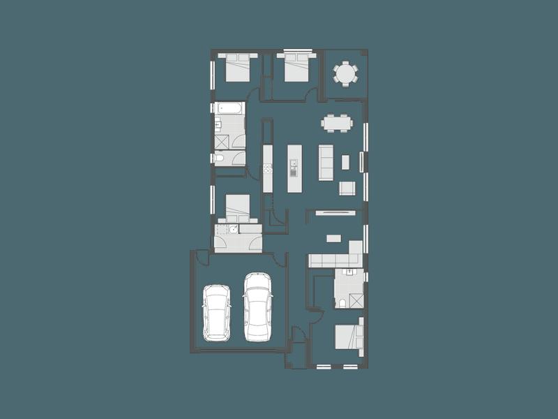 Lot 7 Botanical Circuit, Pallara, Qld 4110 - floorplan