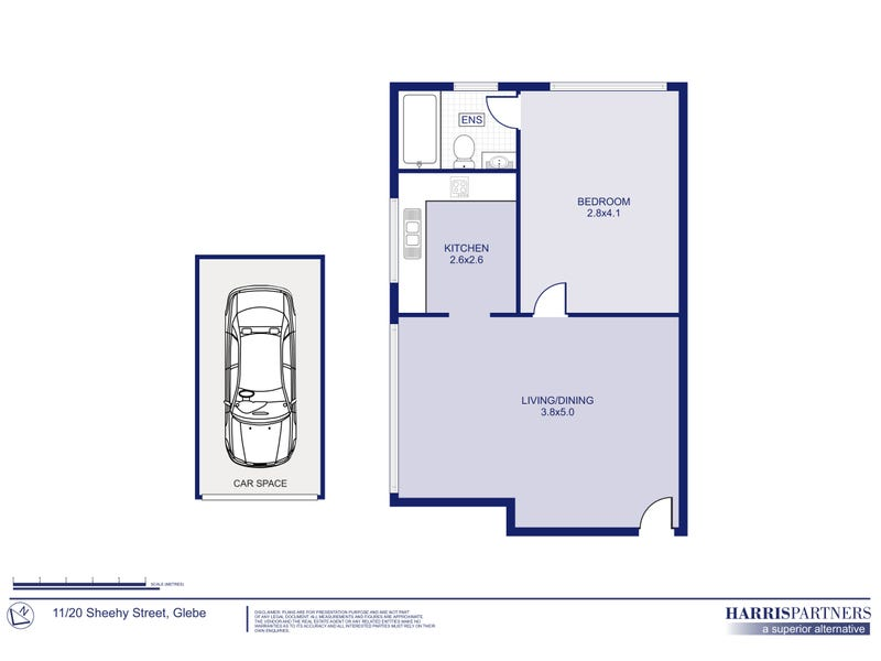 1/20 Sheehy Street, Glebe, NSW 2037 - floorplan