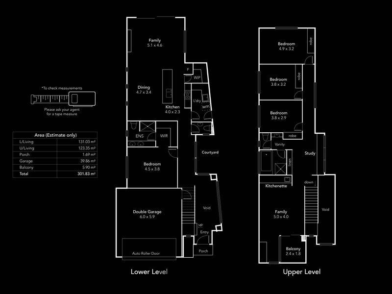 11  Thornton Street, Henley Beach South, SA 5022 - floorplan