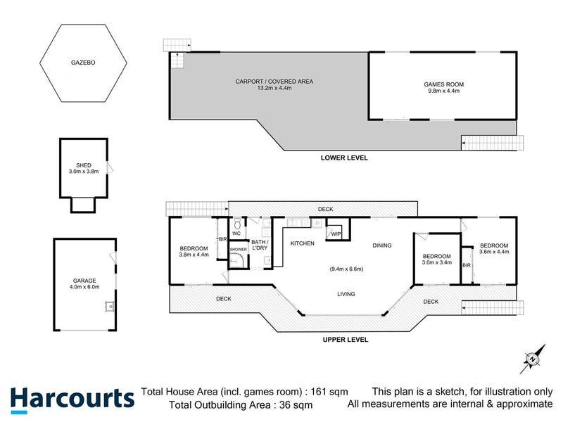 228 Randalls Bay Road, Randalls Bay, Tas 7112 - floorplan