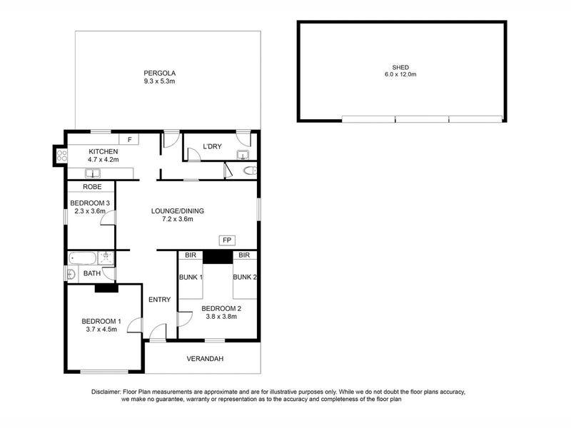 296 Commercial Street West, Mount Gambier, SA 5290 - floorplan