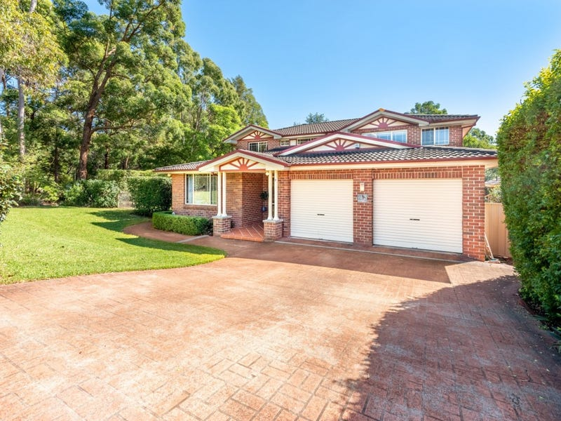 2 Currawong Place, Blaxland, NSW 2774