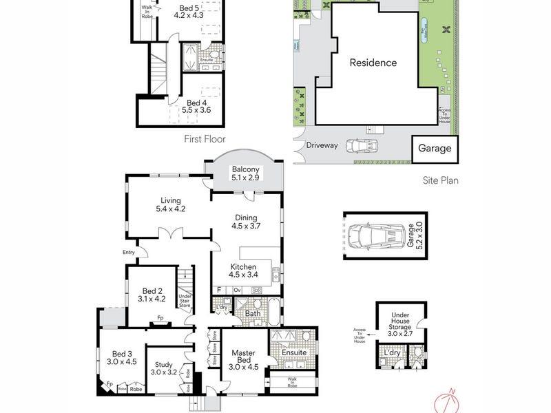 100 Ashley Street, Chatswood, NSW 2067 - floorplan