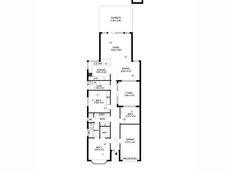 4 Chrichton Court, Greenwith, SA 5125 - floorplan