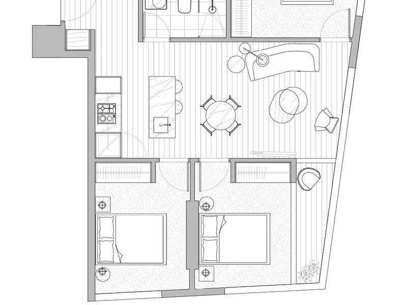 160 Victoria St, Carlton, Vic 3053 - floorplan