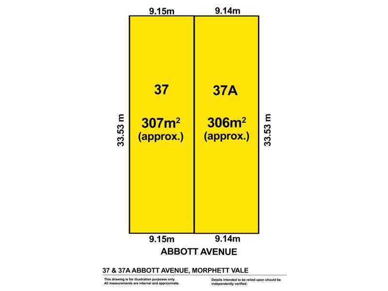 37 & 37A Abbott Avenue, Morphett Vale, SA 5162