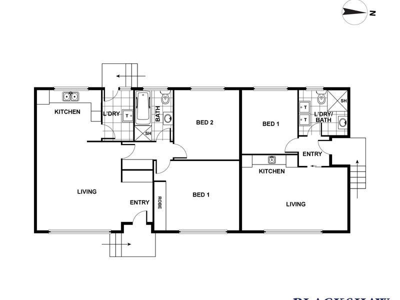 42 Bambridge Street, Weetangera, ACT 2614 - floorplan