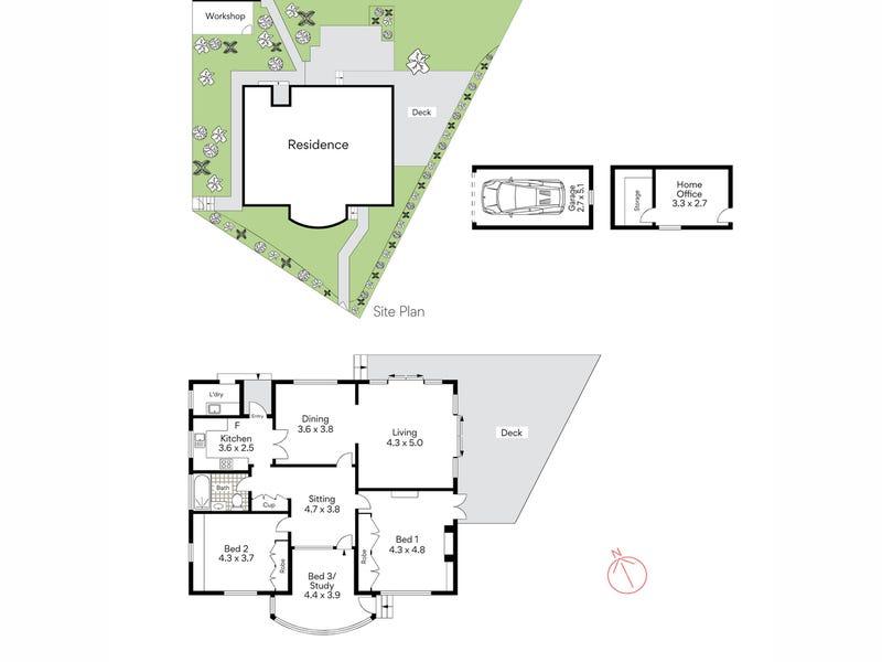 5 Park Avenue, Mosman, NSW 2088 - floorplan