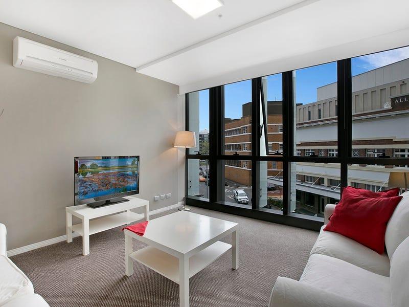 412/501 Adelaide Street, Brisbane City, Qld 4000