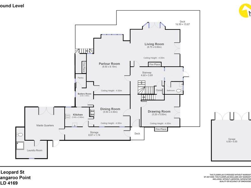 9 Leopard Street, Kangaroo Point, Qld 4169 - floorplan