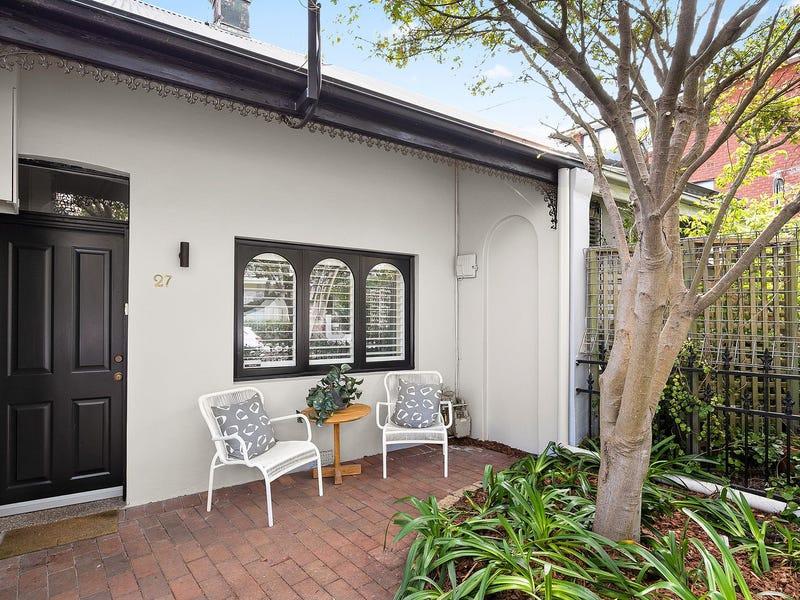 27 Montague Street, Balmain, NSW 2041