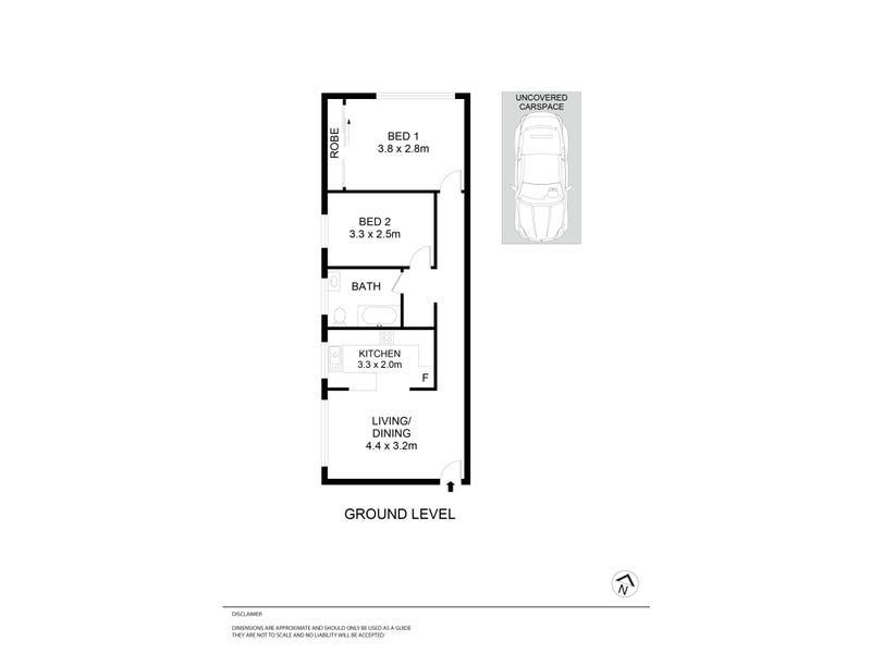 4/24 Bellevue Street, North Parramatta, NSW 2151 - floorplan