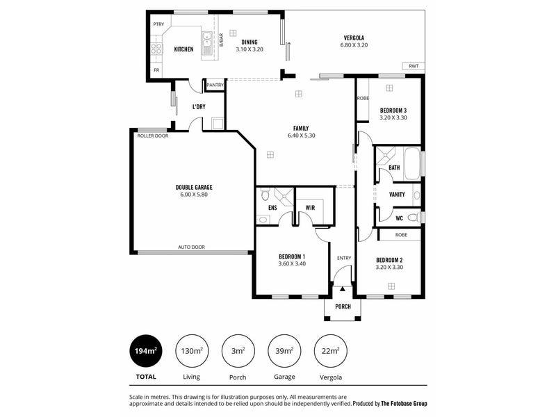 1a MacMahon Avenue, St Agnes, SA 5097 - floorplan