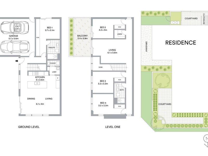 20 Ehrlich Circuit, Watson, ACT 2602 - floorplan